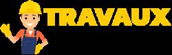 Logo travaux beton