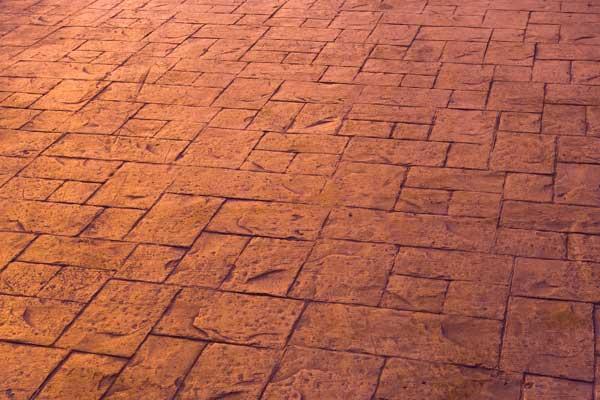 beton decoratif empreinte matrice