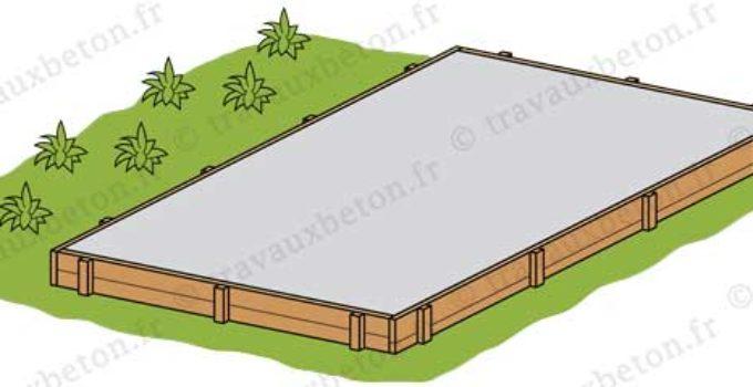 Couler Une Dalle Beton Interieur Realiser Une Dalle Beton Interieur