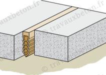 Dosage beton dalle great la nous somme face la et il nuy - Joint de dilatation dalle exterieur ...
