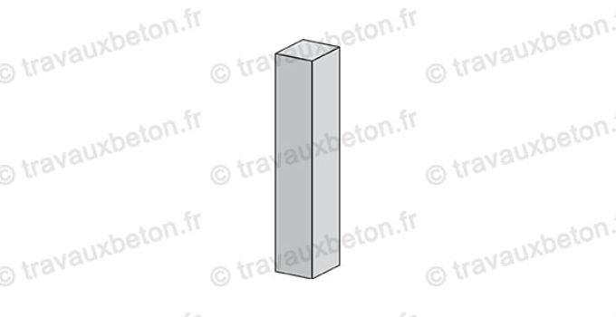 Prix De Pose Dun Poteau En Béton Tarif Coût Béton