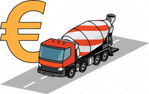 prix transport beton toupie beton