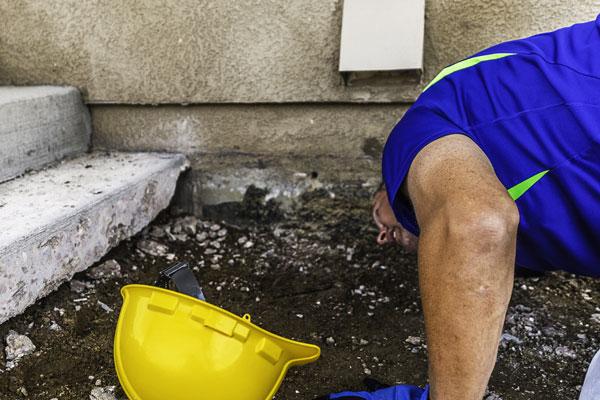 reparation escalier beton