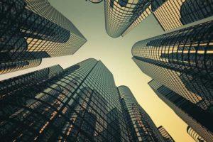 beton haute performance immeuble moderne gratte ciel beton