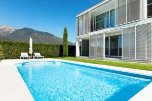 dalle piscine beton plage piscine