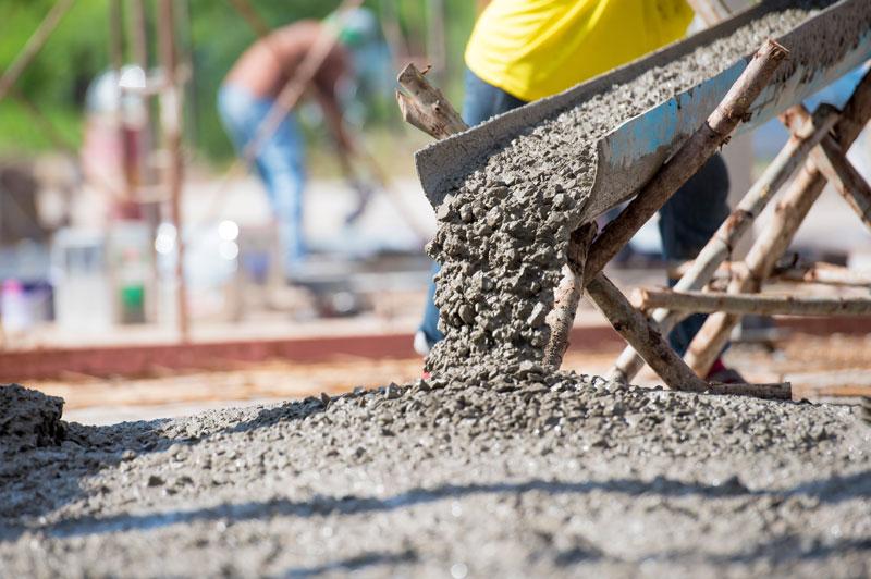 coulage beton pret a l'emploi bpe