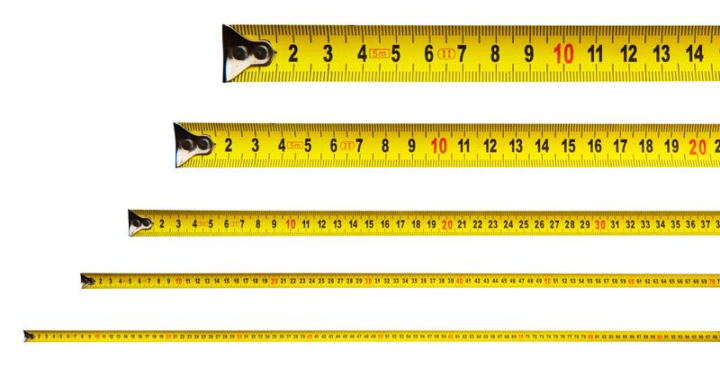 metre mesure epaisseur