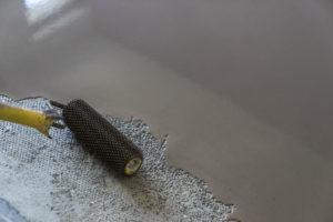 ragréage sol mortier autonivelant