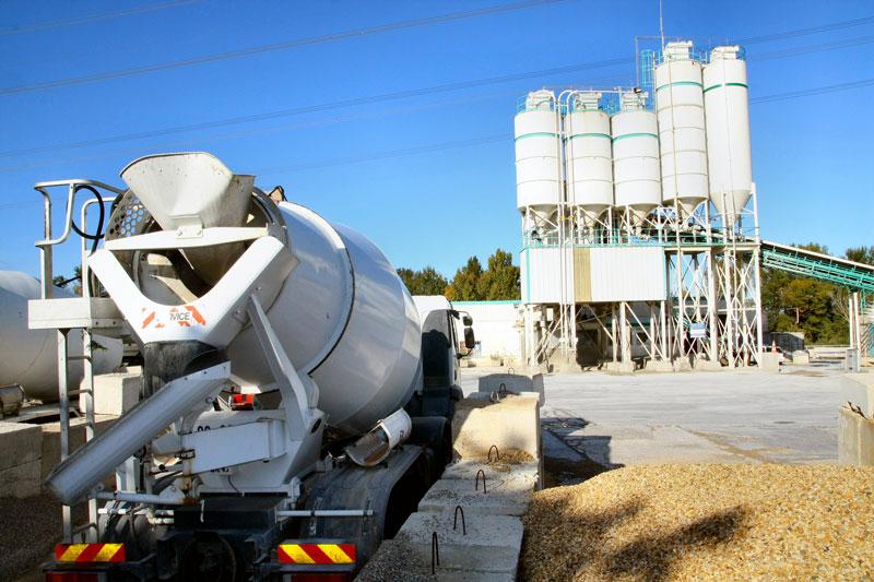 toupie beton centrale a beton