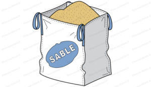 big bag sable