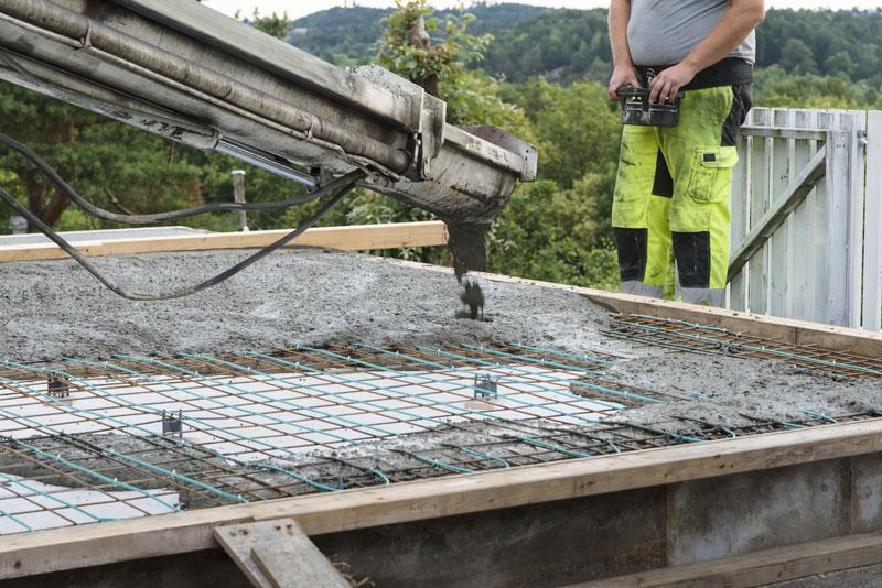 coulage dalle beton prêt a lemploi BPE