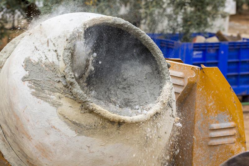 fabrication beton betonniere