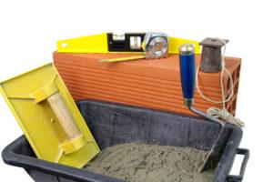 mortier et composants de maçonnerie