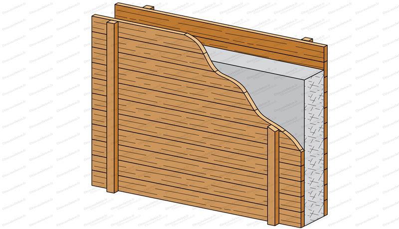 on vous pr sente le mur en b ton travaux b ton. Black Bedroom Furniture Sets. Home Design Ideas