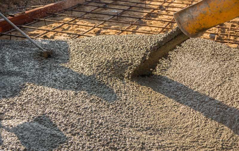 decoffrage beton