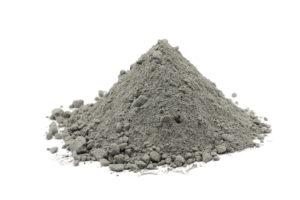 ciment poudre liant hydraulique