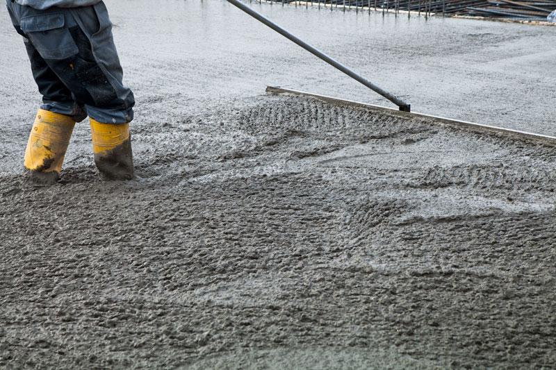 lissage radier beton