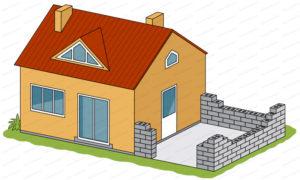 construction garage parpaing