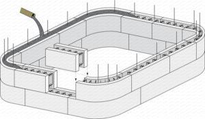 piscine bloc polystyrene