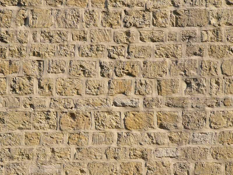mur en moellon