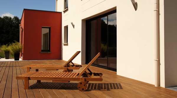Terrasse En Bois Sur Dalle Beton Les Bonnes Pratiques