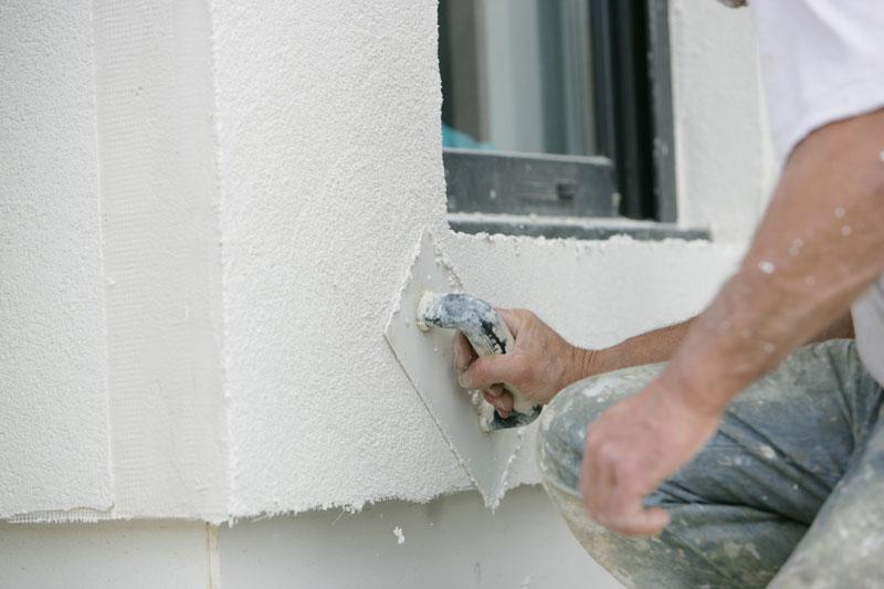 crepi facade maison