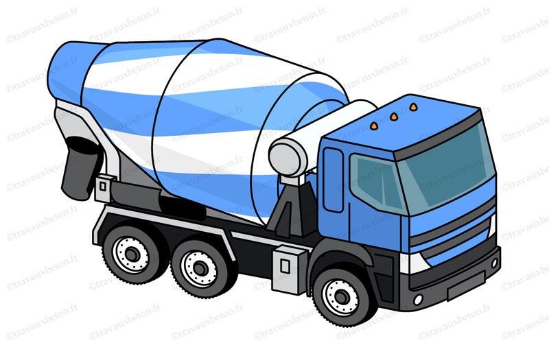 petit camion toupie