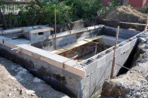 Bassin-beton