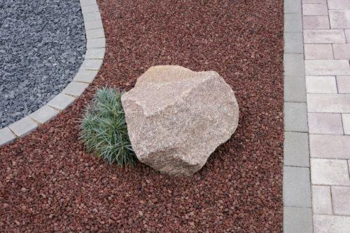 Granulat-beton