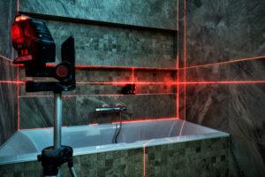 Niveau-laser