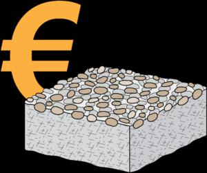 prix beton desactivé