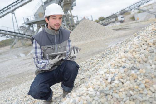 gravier-beton