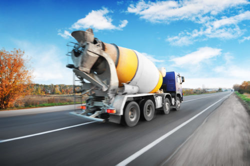 Camion-beton
